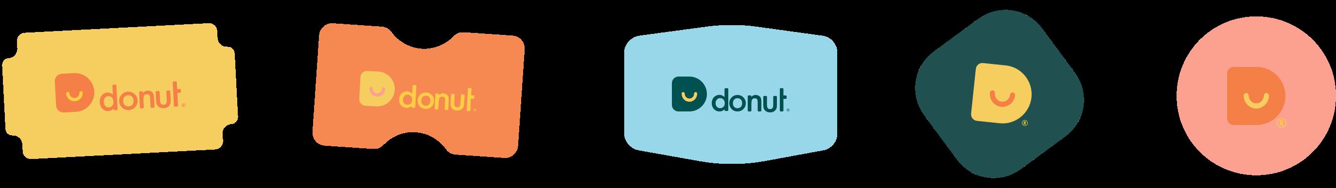 Stickers_Donut